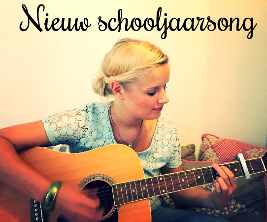 De Nieuw Schooljaar Song