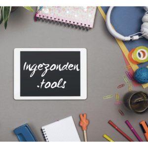 Ingezonden.tools – Week 44