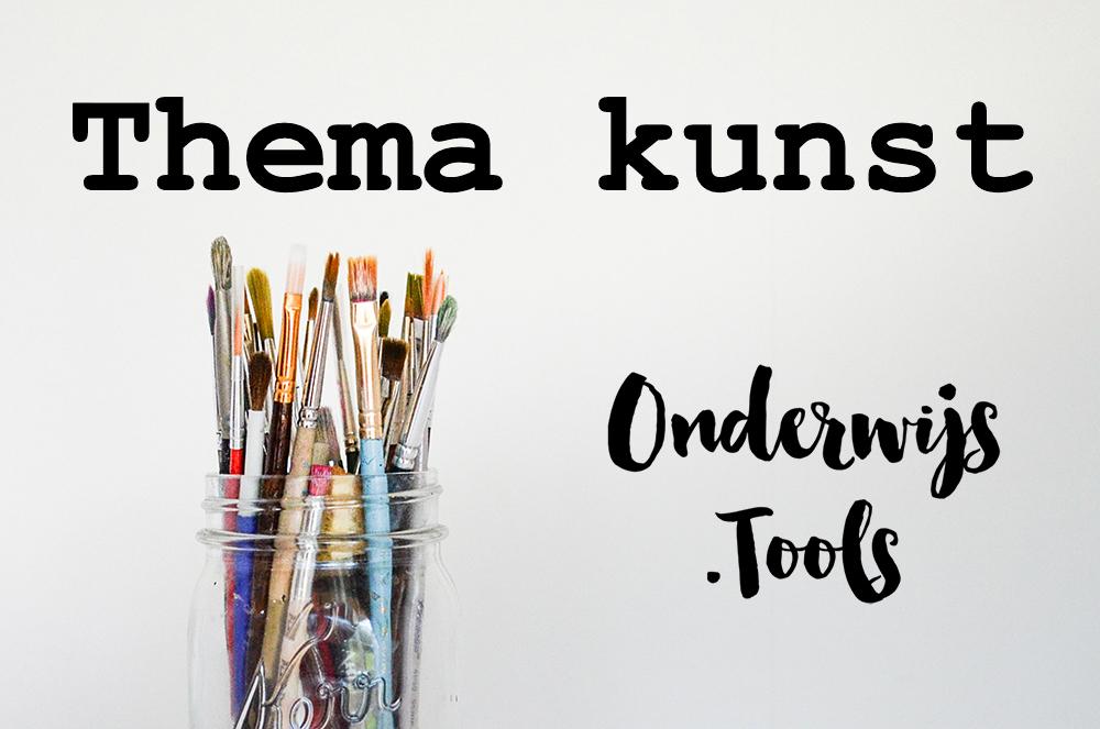 thema kunst onderwijs tools